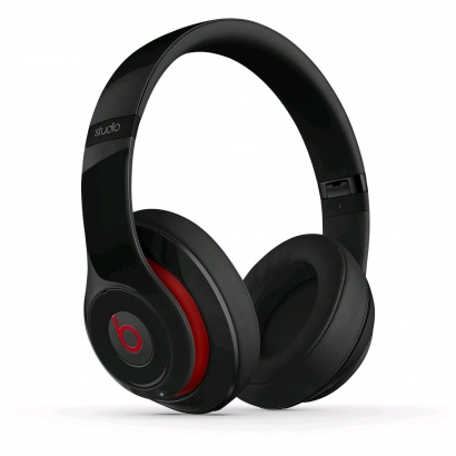 Beats By Dre Studio Wireless Black Kopfhörer