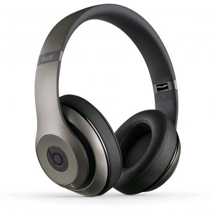Beats By Dre Studio Wireless Titanium Kopfhörer
