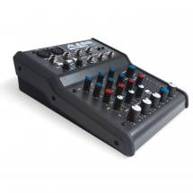 Alesis Multimix 4 USB FX 4-Kanal Mixer + USB-Audio-Interface