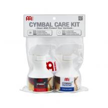 Meinl MCCK-MCCL Cymbal Care Kit - Cleaner + Protectant, Beckenpflege