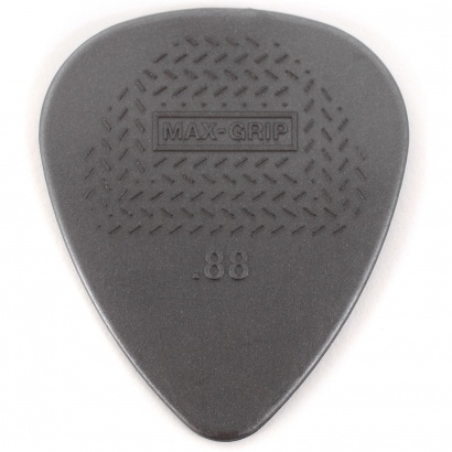 Dunlop Max-Grip Nylon Standard Plektrum 0,88 mm