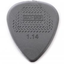 Dunlop 449R114 Max-Grip Nylon Standard Plektrum 1,14 mm