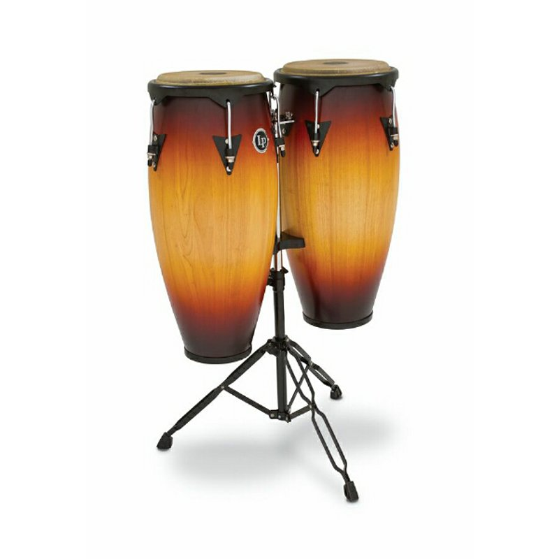 Latin Percussion LP646NY VSB City Series Congaset Sunburst