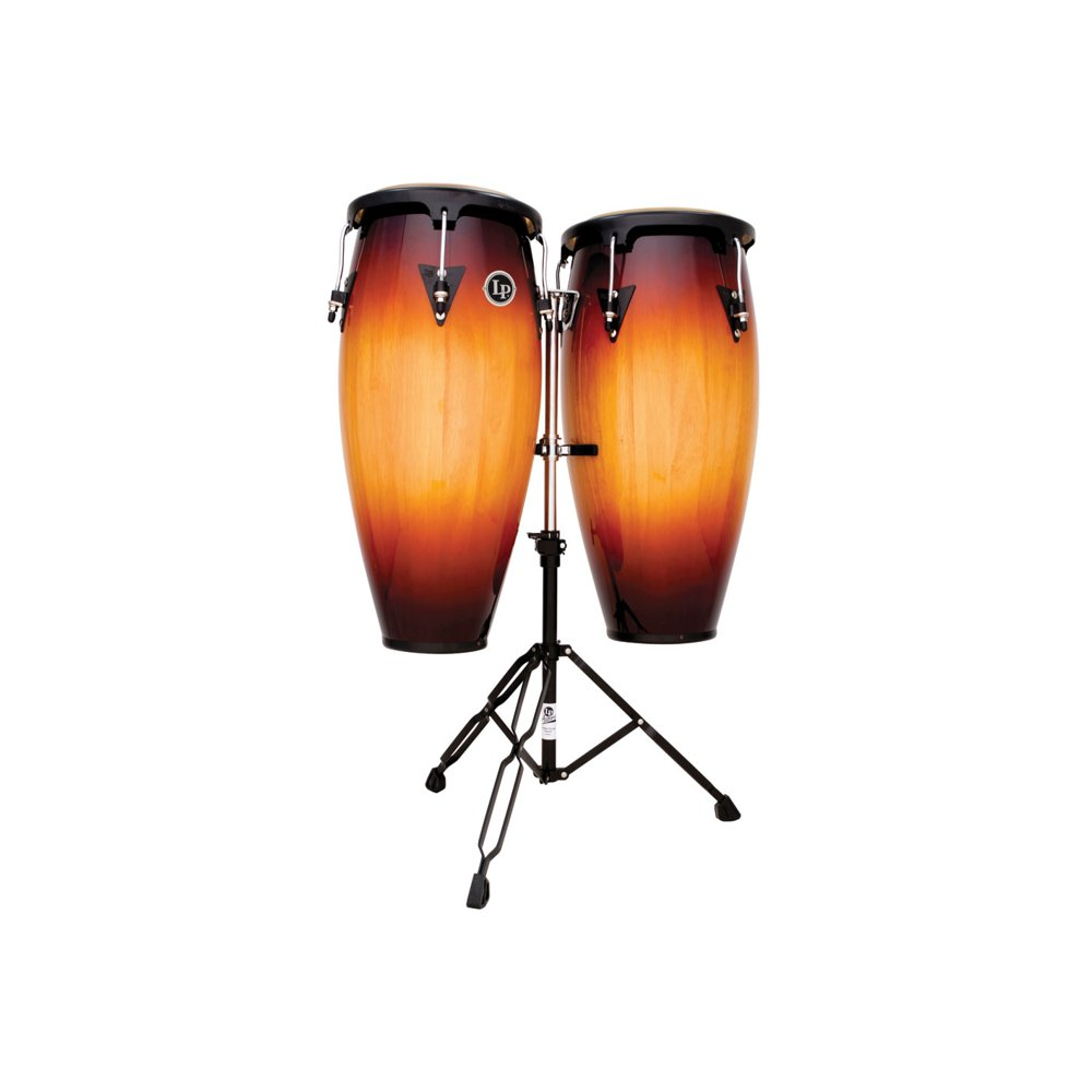 Latin Percussion LP647NY VSB City Series Congaset Sunburst