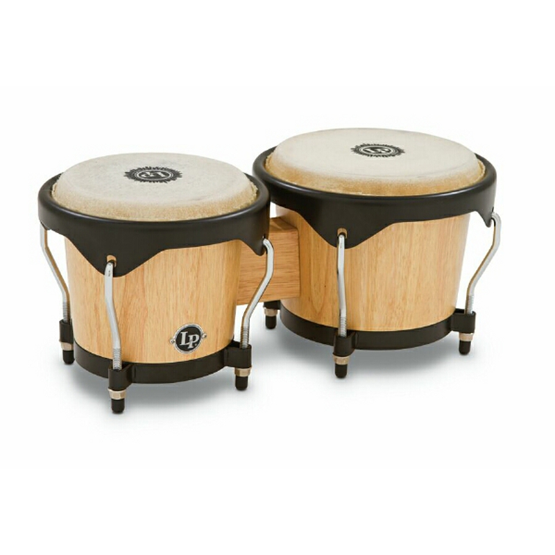 Latin Percussion LP601NY AW City Series Bongoset natur