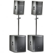 JBL PRX7 Performance Lautsprecher-Set