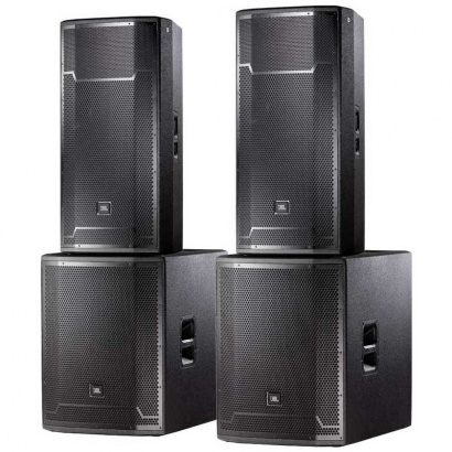 JBL PRX7 Power Lautsprecher-Set