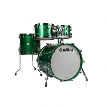 Yamaha Absolute Hybrid Maple Shellset 1 Jade Green Sparkle