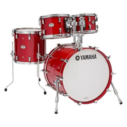 Yamaha 'Absolute Hybrid Maple' Shellset 2, Red Autumn