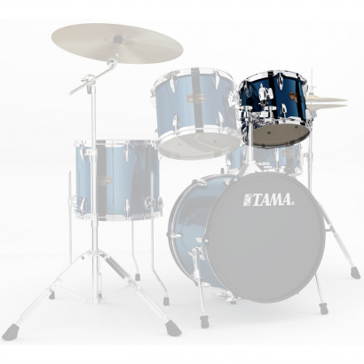 Tama Imperialstar IPT10A-MNB 10  x  8  Zoll Tom Midnight Blue