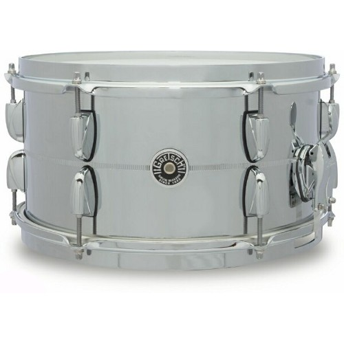 Bild von Gretsch Drums GB4163S USA Brooklyn Chrome Snaredrum