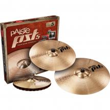 Paiste PST5 Rock Becken-Set 2014