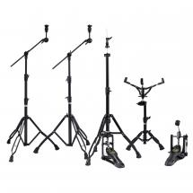 Mapex Armory HP8005EB  5-teiliges Hardware-Set, Black-Plated