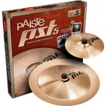 Paiste PST5 Effects Pack Becken-Set 2014
