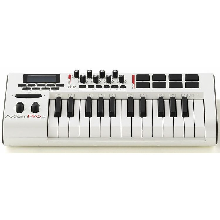 m audio axiom 25 pro usb midi controller kaufen bax shop. Black Bedroom Furniture Sets. Home Design Ideas